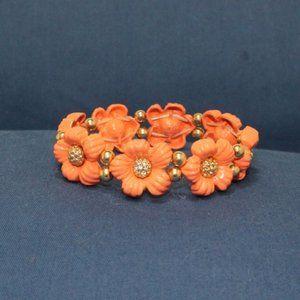 🎄New Tamina Bangle Bracelet Pastel Orange